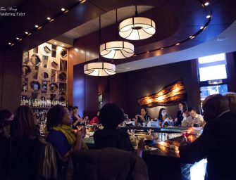 M Bar & Lounge at Mandarin Oriental Boston
