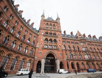 Historical, Luxurious St. Pancras Renaissance Hotel & Booking Office (London, United Kingdom)