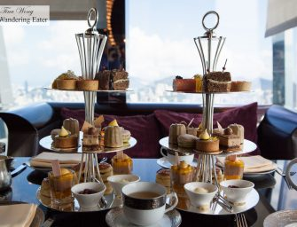 Ritz Carlton Hong Kong – Amazing Presidential Suite & Fantastic Afternoon Tea at Café 103