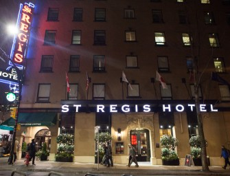 Understated Luxury at St. Regis Vancouver