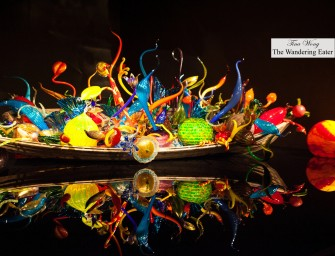 Gorgeous Artwork at Chihuly Garden & Glass (Seattle, WA)