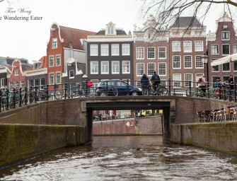 Creative, Charming City – Amsterdam, The Netherlands