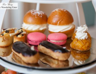 Afternoon Tea at The Ritz Carlton, Grand Cayman