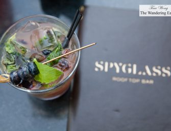 Spyglass Rooftop Bar at Archer Hotel (NYC)