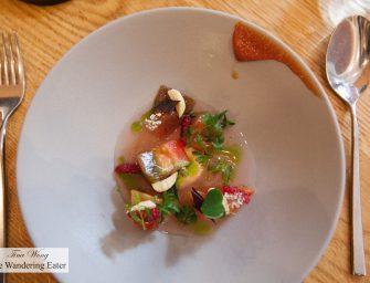 Very Creative Lunch at 1* Michelin Restaurant David Toutain (Paris, France)