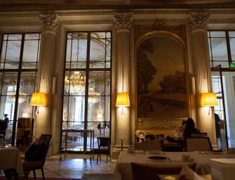 Lovely Afternoon Tea at Le Meurice (Paris, France)