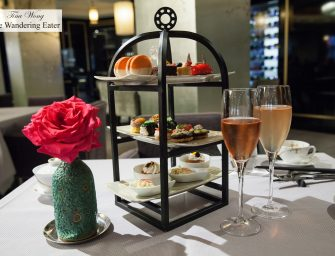 Luxurious Dim Sum Afternoon Tea at La Chine at Waldorf Astoria (NYC)