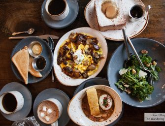 Creative Breakfast at Mortar & Pestle (Chicago, IL)