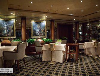 3* Michelin Dinner at La Pergola at Rome Cavalieri (Rome, Italy)