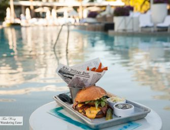 Relaxing Time at Loews Miami Beach Hotel – SOAK Cabanas and Lure Fishbar (Miami, FL)