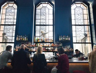 Ophelia Lounge – Come For The Drinks, Stay For The Stunning Views (NYC)