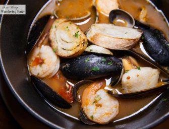 Dinner at Acqua Restaurant NYC (NYC)