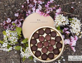 La Maison du Chocolat for Mother's Day