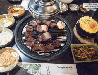Samwon Garden Korean BBQ (NYC)
