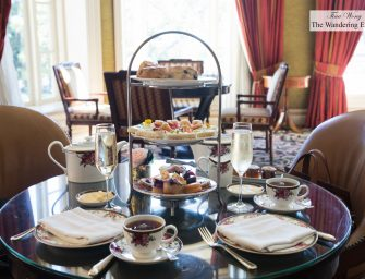 Wedgewood Afternoon Tea at The Langham Huntington, Pasadena (Los Angeles, CA)