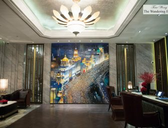 Opulent and Luxurious Stay at Wanda Reign on The Bund