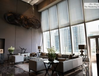 Sophistication at The Okura Prestige Bangkok