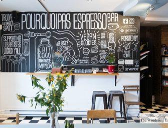 Pourquoi Pas Espresso Bar (Montreal, Canada)