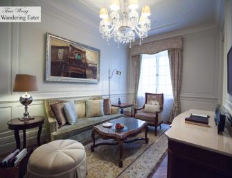 Old World Elegance and Luxury at Waldorf Astoria Shanghai (上海外滩华尔道夫酒店)
