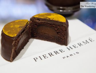 Mind Blowing Chocolate Mooncakes From Pierre Hermé Hong Kong (IFC)