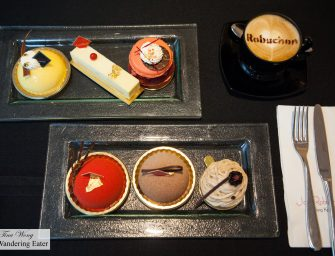 Le Salon de Thé de Joël Robuchon & Urban Works Bakery at The Landmark (Hong Kong)