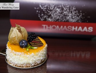 Delicious and Beautiful Pastries at Thomas Haas Patisserie (Vancouver, B.C.)