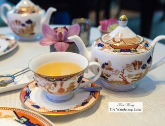 Fine Experience at Xi Shi Lounge for Afternoon Tea (Vancouver, B.C.)