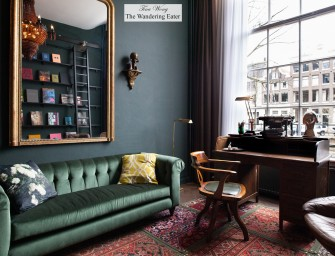 Luxurious Hotel Pulitzer Amsterdam & Lunch at Jansz