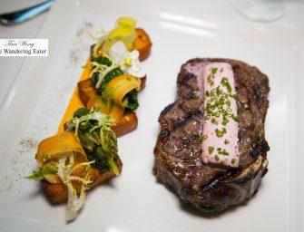 Amazing Dinner at Restaurant Eugene (Atlanta, Georgia)