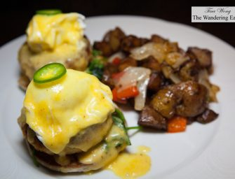 Brunch at The Riggsby at The Carlyle Dupont Circle (Washington, D.C.)