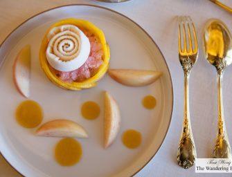 Amazing Desserts at Le Louis XV, Alain Ducasse at Hôtel de Paris (Monte Carlo, Monaco)