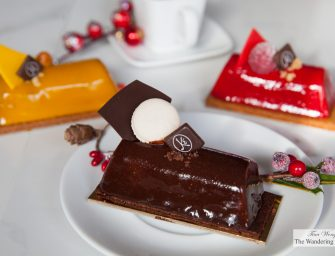 Christmas Pastries from Maison Kayser USA