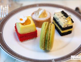 Chinese New Year Afternoon Tea at The Langham Chicago