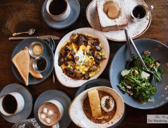 Creative Breakfast at Mortar & Pestle (Chicago, IL)