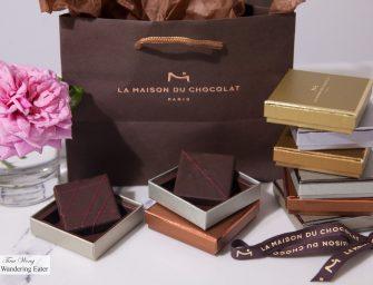 La Maison du Chocolat Icons in XXL