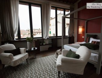Amazing Luxury Bed & Breakfast at Canto degli Scali (Florence, Italy)