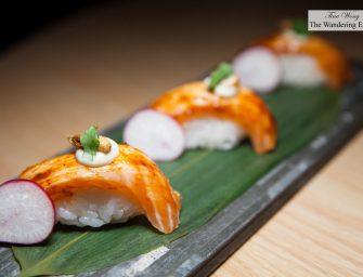 Dinner at SushiClub (Miami, FL)