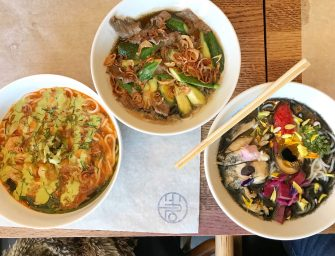 Comforting Bowls of Mixian – Weekend Lunch at Little Tong (NYC)