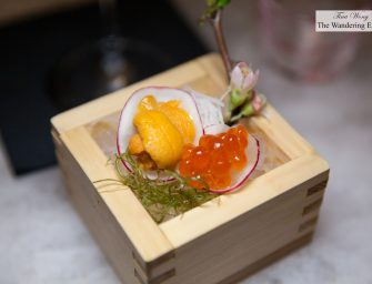 Very Good Japanese Fare at Sushi Seki Times Square – Kappo Room and Mini Omakase