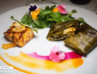 Dinner at Dulce Patria – A Vibrant Expression of Mexican Cuisine (Mexico City, MX)
