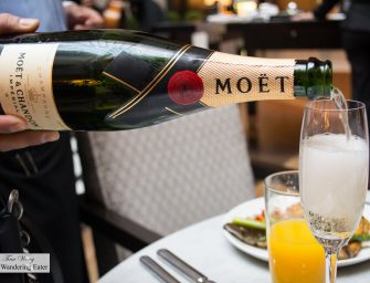 Sunday Champagne Buffet at Rulfo in Hyatt Regency Mexico City