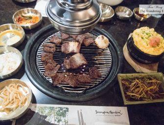 Samwon Garden Korean BBQ (NYC)