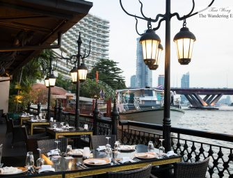 Staying at the Legendary Shangri-La, Bangkok