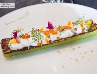 Sublime Dinner at Restaurant Beau Mont (Montreal, Canada)